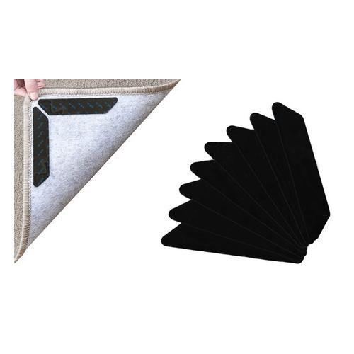 Anti-Rutsch-Teppichgreifer: Weiß / 16er-Set