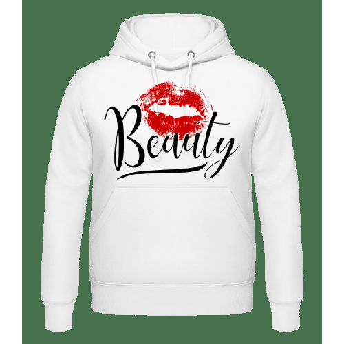 Beauty Kissing Mouth - Männer Hoodie