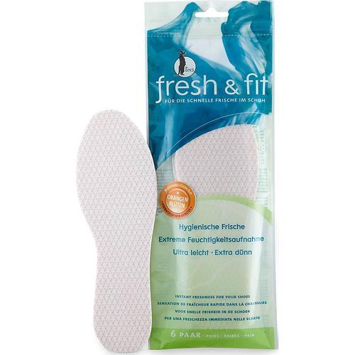 BNS, Fresh & Fit Gr. 43/44 in weiß, Pflegemittel für Schuhe