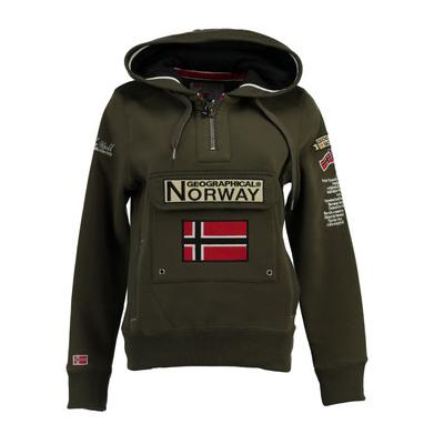 Sweat-shirt enfant Geographical Norway GYMCLASS enfant 10 ans