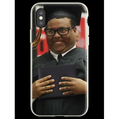 Derploma Guy Flexible Hülle für iPhone XS