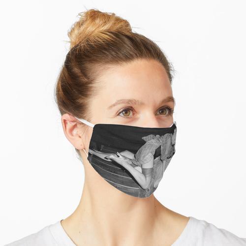RETRO CATFIGHT Maske