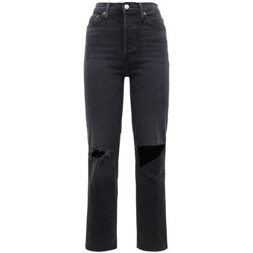 Re/done 70er Jahre-jeans Mit Rissen