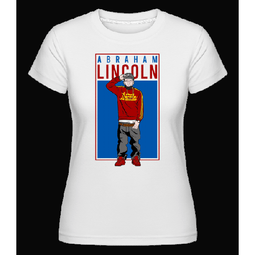 Abraham Lincoln - Shirtinator Frauen T-Shirt
