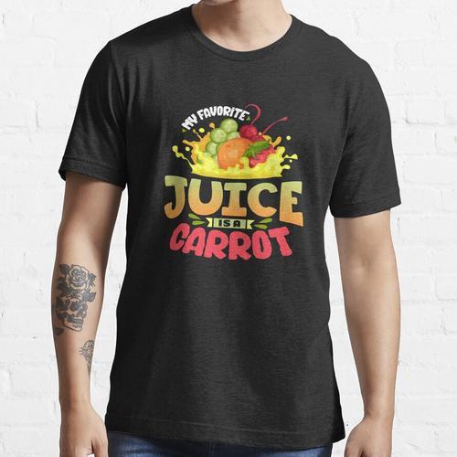 Karottensaft Essential T-Shirt