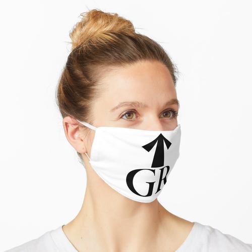 BRITISCHER BREITER PFEIL Maske