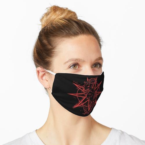 Ziegen rutschen Maske