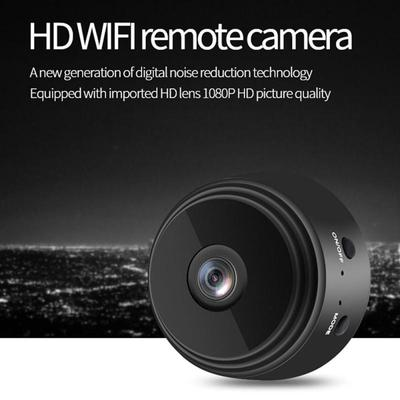 Caméra intelligente Wifi, Vision...