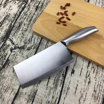 Couteau de boucher à os chinois,...