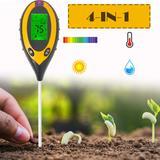 Testeur de pH du sol, 3/4 en 1, ...