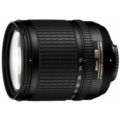 Nikon – objectif 18-135mm f/3.5-...