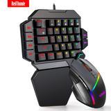 RedThunder clavier de jeu à une ...