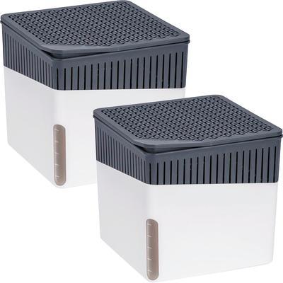 WENKO Luftentfeuchter Cube Grau ...