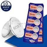 Lot de 10 piles bouton pour Sony...