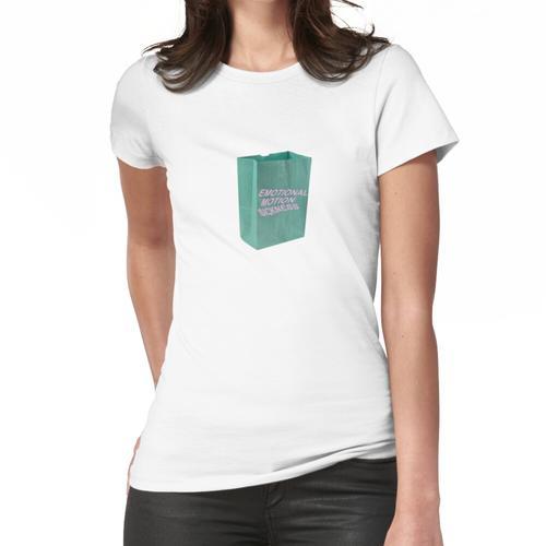 emotionale Reisekrankheit Frauen T-Shirt