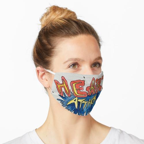 HERZINFARKT Maske