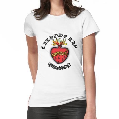 Kathodenstrahl-Mission Frauen T-Shirt