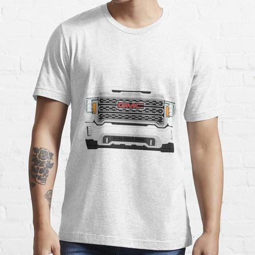 GMC Sierra Denali 3500 Grill Essential T-Shirt