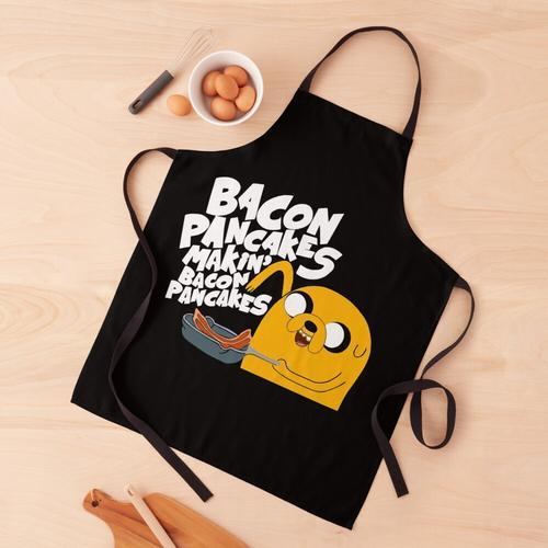 Bacon-Pfannkuchen Schürze