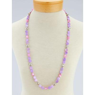 Women's Soft Reflections Necklace, Light Pansy Purple N/A