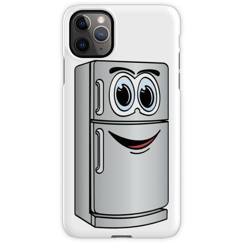Edelstahl-Kühlschrank-Cartoon iPhone 11 Pro Max Handyhülle