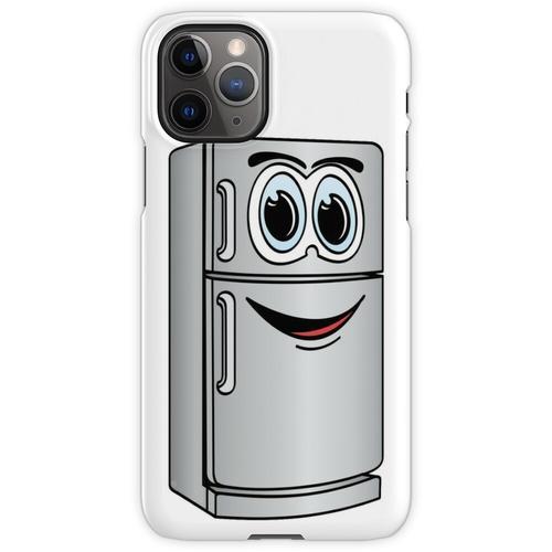 Edelstahl-Kühlschrank-Cartoon iPhone 11 Pro Handyhülle