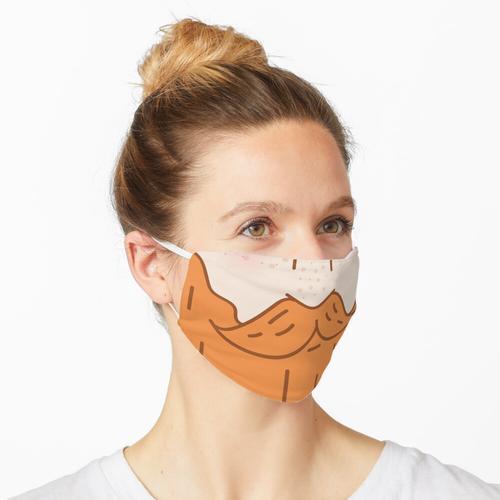 Der Holzfäller Maske