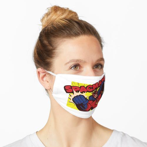 Spacman Maske