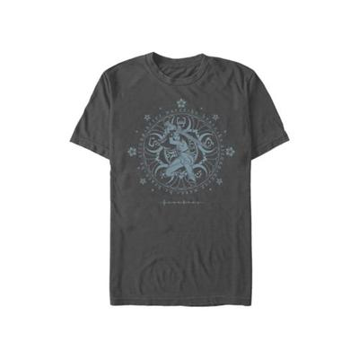 Raya and the Last Dragon Charcoal Celestial Raya Graphic T-Shirt