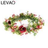LEVAO – couronne de tête de mari...