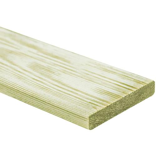 Terrassendielen 100 Stk. 150×12 cm Holz