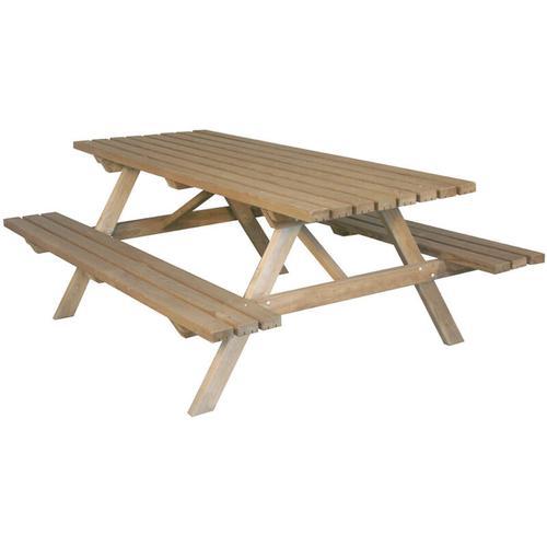 Picknick-Tisch | 200 x 150 cm