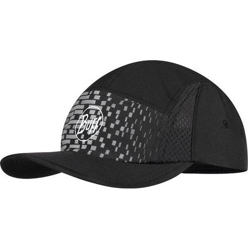 BUFF Herren RUN CAP R-NATRON GREY, Größe L/XL in GRAU