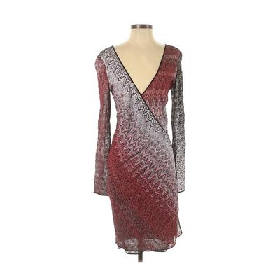 Missoni Casual Dress - Sheath: Red Dresses - Used - Size Small