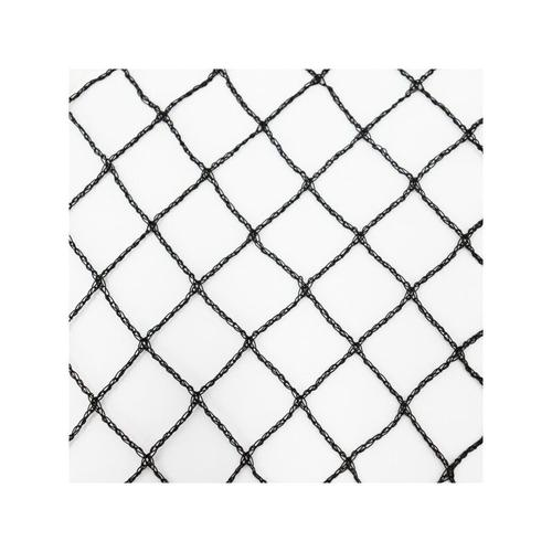 Teichnetz 14m x 20m schwarz Fischteichnetz Laubnetz Netz Vogelschutznetz robust