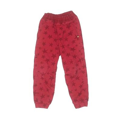 H&M Snow Pants: Red Sporting & Activewear - Size 3