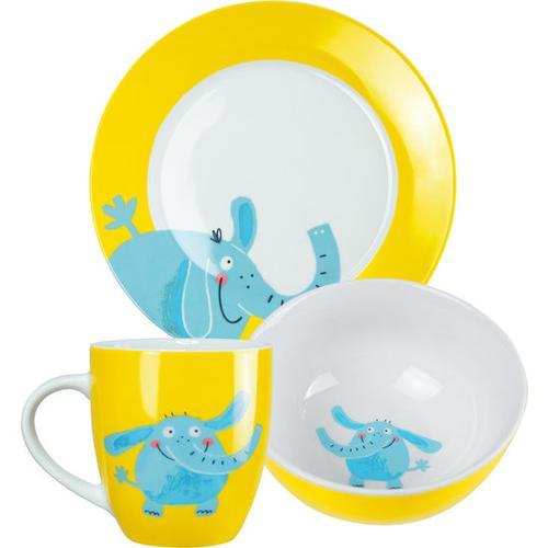 JAKO-O Porzellan-Geschirr-Set, blau