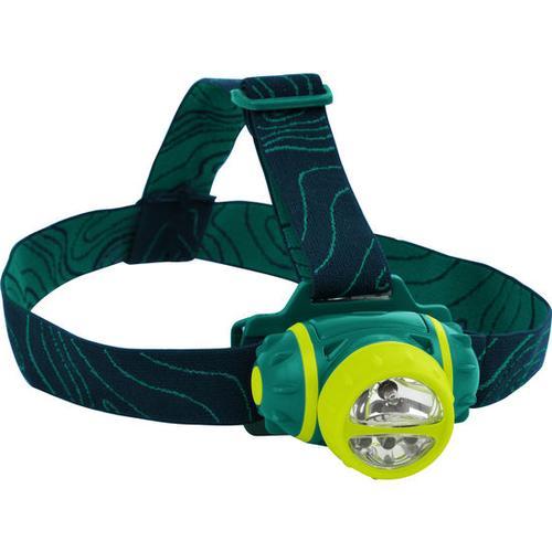 JAKO-O LED-Stirnlampe 3-fach, grün