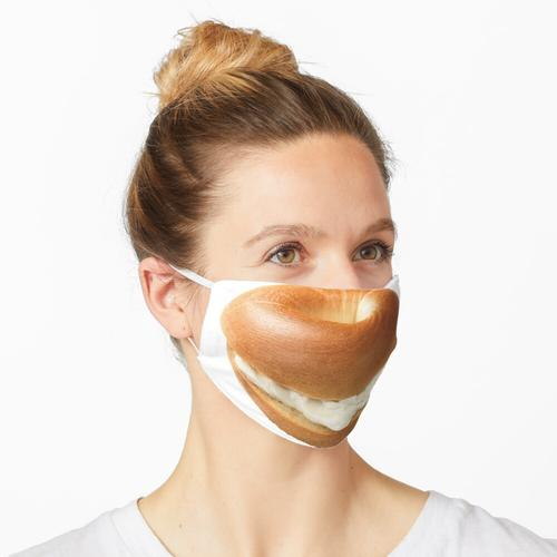 Bagel Maske