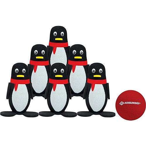 Pinguin Bowling Set bunt