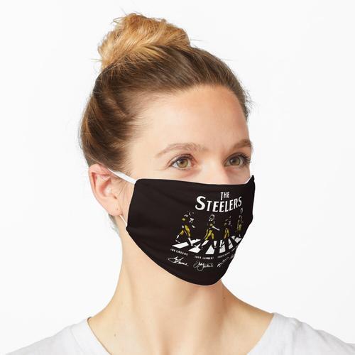 Der Steelers Fußball, Gifs Steelers, ich liebe USA Maske