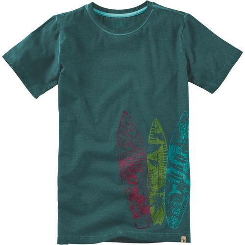 T-Shirt Surfboard, blau, Gr. 164/170
