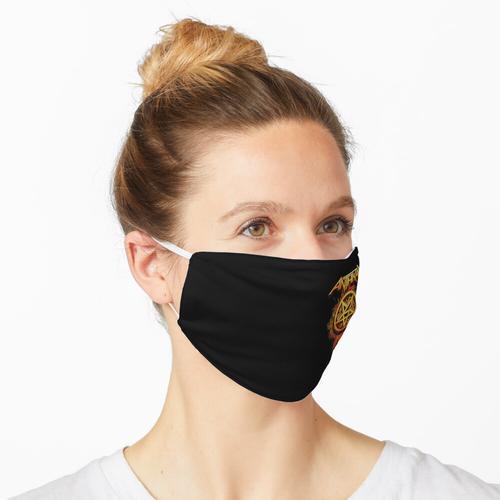 Feuer Anthrax Maske