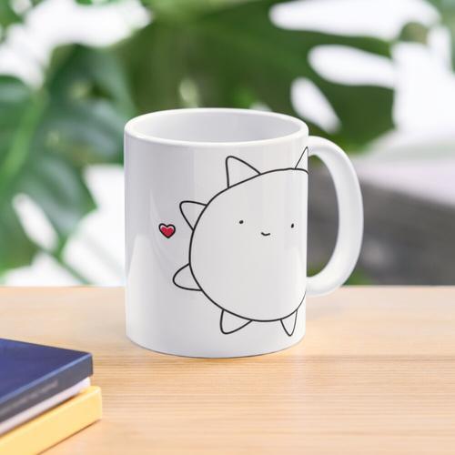 Matching Couples Moon and Sun (His) Mug