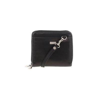 Bosca - Bosca Crossbody Bag: Black Solid Bags