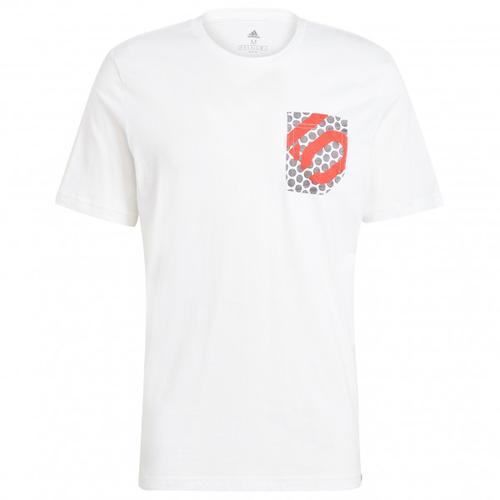 Five Ten - Brand Of The Brave Tee - T-Shirt Gr XXL weiß