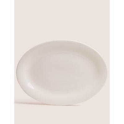 Grand plat ovale...