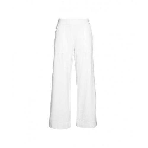 Icon Damen Hose mit Eingriffstaschen Weiß