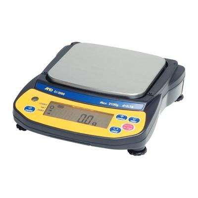 A&D Engineering Ej-120 Ej Newton Series Portable Scale