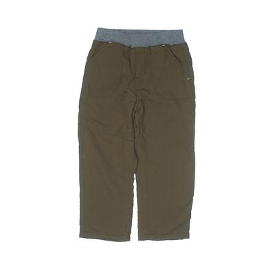 Uniqlo Snow Pants: Green Sporting & Activewear - Size 2